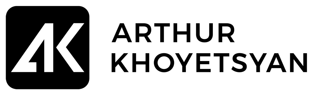 Arthur Khoyetsyan Logo