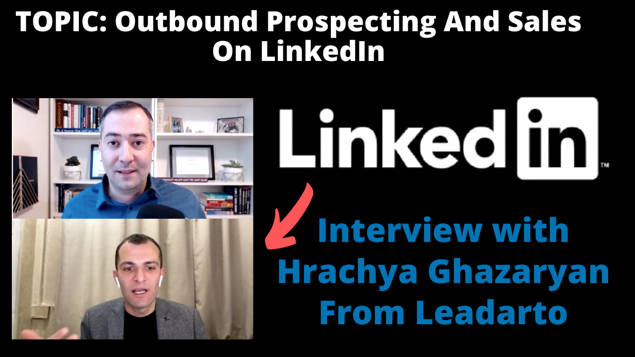outbound prospecting LinkedIn